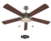 "TEMPUS ESSENTIAL 52"" CEILING FAN"