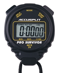 ACCUSPLIT PRO SURVIVOR STOPWATCH
