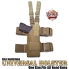 BDS TACTICAL UNIVERSAL THIGH HOLSTER