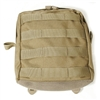 BLACKHAWK! STRIKE ZIP UTILITY POUCH W/ SPEED CLIPS
