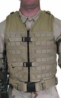 Blackhawk! STRIKE GEN-4 Omega Tactical Vest