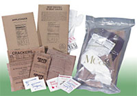 Sure-Pak MRE-12 Fully Prepared Meals Ready To Eat
