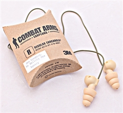 3M Combat Arms Single-Sided Earplugs
