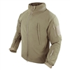 Condor Summit Soft Shell Jacket-Olive