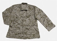TRU-SPEC DIGI-CAM FOUR-POCKET BDU JACKET