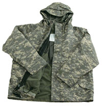 TRU-SPEC H2O PROOF ECWS GEN-1 ALL-WEATHER PARKA & LINER