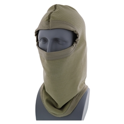 Brigade's Polartec Grid Fleece Balaclava