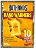 Hothands and Toasti-Toe Air Activated Warmers
