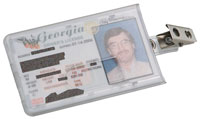 ID Two ID Badge / CAC- Holder