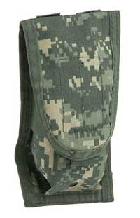 TRU-SPEC MOLLE M-4 2-MAG AR POUCH