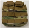 MOLLE 4 Mag Stack Pouch- M4 - Multicam