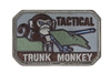 Mil-Spec Monkey Morale Patch: Tactical Trunk Monkey