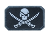 Mil-Spec Monkey Morale Patch: Pirate Skull