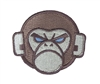 Mil-Spec Monkey Head Morale Patch