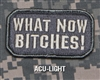 Mil-Spec Monkey Morale Patch: What Now BITCHES!