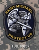 MIL-SPEC MONKEY ST MICHAEL COLOR PATCH