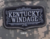 Mil-Spec Monkey Patch: Kentucky Windage