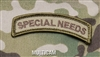 Mil-Spec Monkey Morale Tab: Special Needs