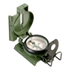 Cammenga GI Lensatic Tritium Self-Luminous Field Compass
