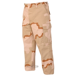 STREET READY BDU TROUSERS, 100% COTTON RIPSTOP