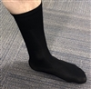BQM Cool Wick Poly Fitted Liner Socks
