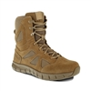 "Reebok Sublite 8"" Coyote 498 Military Boots"