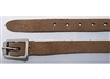 Prince of Wales Spur Leather Straps-Coyote