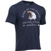 UA Freedom Home of the Brave Tee Shirt
