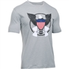 UA Freedom USA Eagle Tee Shirt
