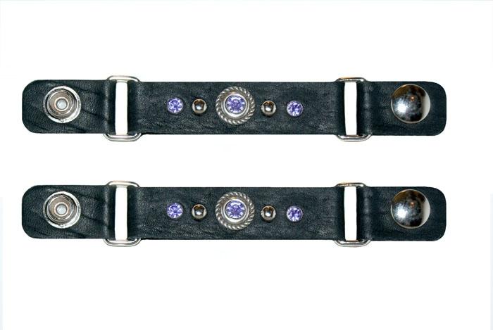 Vest Extenders For Zipper Vest Black Leather Vest Extenders