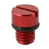Vent Slot Screw  Aluminum