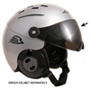 Gath Half Visor for Convertible & Gedi