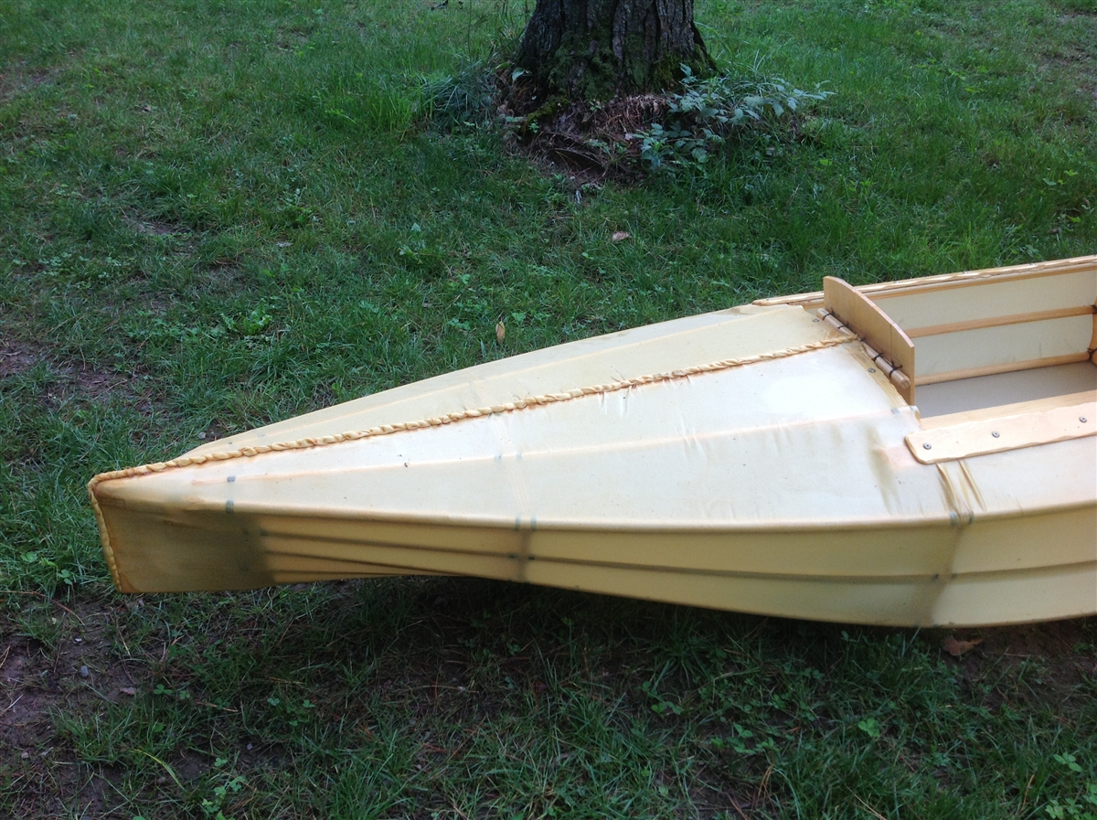 Net Buy Skin On Frame Canoe