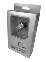 Bluetooth MINI Headset BT516 Silver