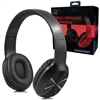 Over-the-head Stereo Bluetooth Headset S217 Black