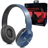 Over-the-head Stereo Bluetooth Headset S217 Blue