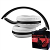 Over-the-head Stereo Bluetooth Headset S217 White
