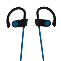 BT-S225 Stereo Sports Bluetooth Headset For Talk And Music Blue