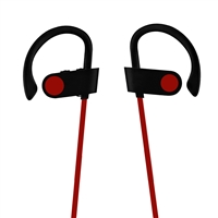 BT-S225 Stereo Sports Bluetooth Headset For Talk And Music Red
