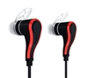 BT-S227 Stereo Sports Bluetooth Headset For Talk And Music Red