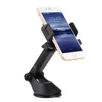 360° Universal Car Holder Windshield Dash Suction Cup Mount Stand for Cell Phone GPS
