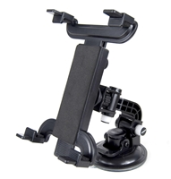 Premium Universal Tablet Car Holder, 360 Degree Rotation