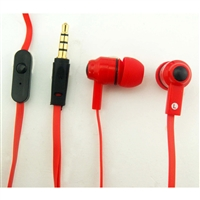 Universal Hands Free with Super Sound 12ST Red