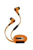 T90V Super Bass Tank Track Hands Free with Volume Control Orange