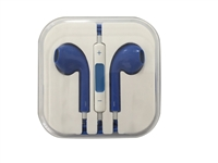 IPhone Style Hands Free with Super Sound I5 Blue