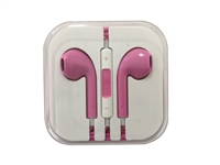 IPhone Style Hands Free with Super Sound I5 Pink