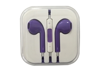 IPhone Style Hands Free with Super Sound I5 Purple