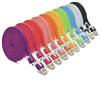 10 feet  Colorful Micro V9 Data and Charger Cable Mix Colors