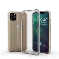 "For Apple iPhone 12/ 12 Pro (6.1"") Shockproof Clear Case Cover"