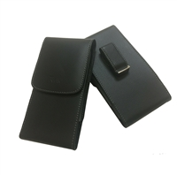 "For iPhone 5/ 5c/ 5s/ SE (4.0"") Vertical Leather Holster 360°Belt Clip Pouch Case fit OtterBox"